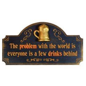 BEHIND DRINKS