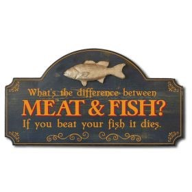 MEAT A FISH